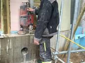 Būvdarbi,  Apdare, iekšdarbi Ventilācija, Foto