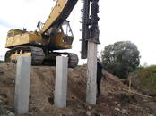 Būvdarbi,  Būvdarbi, projekti Mūrēšana, pamati, cena 150 €, Foto