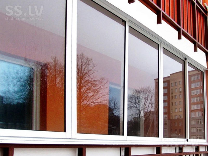 Отделка, утепление и остекление балконов / самая большая дос.