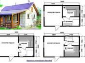 Строительные работы,  Строительные работы, проекты Бани, цена 200 €/м2, Фото