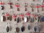 Охота, рыбалка,  Удочки и снасти Блёсны, приманки, цена 7 €, Фото
