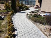 Строительные работы,  Строительные работы, проекты Укладка дорожной плитки, цена 4 €/м2, Фото