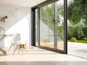 Būvmateriāli Logi, stikla paketes, Foto
