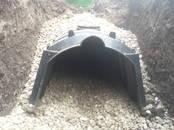 Стройматериалы Кольца канализации, трубы, стоки, цена 1 200 €, Фото