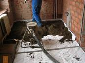 Būvdarbi,  Apdare, iekšdarbi Uzlejamās grīdas, cena 6 €/m2, Foto