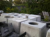 Būvmateriāli Kanalizācijas grodi, caurules, notekas, cena 85 €, Foto