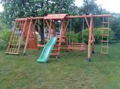 Строительные работы,  Строительные работы, проекты Детские площадки, цена 600 €, Фото