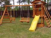 Būvdarbi,  Būvdarbi, projekti Bērnu laukumi, cena 600 €, Foto