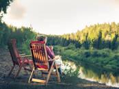 Mēbeles, interjers,  Dārza mēbeles un aksesuāri Krēsli, cena 65 €, Foto