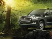 Toyota Land Cruiser, Foto
