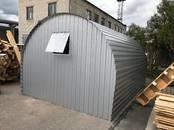 Строительные работы,  Строительные работы, проекты Ангары, склады, цена 1 340 €, Фото