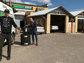 Запчасти и аксессуары,  Шины, резина R17, цена 43 €, Фото