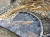 Строительные работы,  Строительные работы, проекты Укладка дорожной плитки, Фото