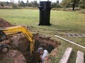 Строительные работы,  Строительные работы, проекты Канализация, водопровод, цена 900 €, Фото