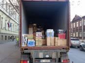Kravu un pasažieru pārvadājumi Starptautiskie pārvadājumi TIR, cena 0.15 €, Foto