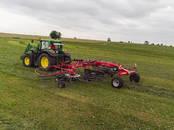 Lauksaimniecības tehnika,  Lopbarības sagatavošanas tehnika Grābekļi, cena 14 800 €, Foto