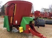 Lauksaimniecības tehnika,  Lopbarības sagatavošanas tehnika Lopbarības maisītāji, cena 22 480 €, Foto