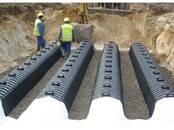 Būvmateriāli Kanalizācijas grodi, caurules, notekas, cena 65 €, Foto