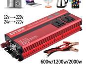 Батарейки, Аккумуляторы Преобразователи напряжения, инверторы, цена 150 €, Фото