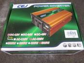 Батарейки, Аккумуляторы Преобразователи напряжения, инверторы, цена 50 €, Фото