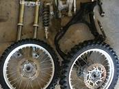 Запчасти и аксессуары Запчасти от одного мотоцикла, цена 485 €, Фото