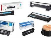 Компьютеры, оргтехника,  Принтеры, сканеры, картриджи Картриджи, заправка, цена 1 €, Фото