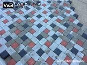 Строительные работы,  Строительные работы, проекты Укладка дорожной плитки, цена 10 €, Фото