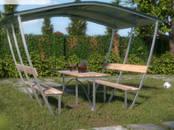 Mēbeles, interjers,  Dārza mēbeles un aksesuāri Nojumes, cena 195 €, Foto