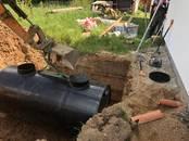 Строительные работы,  Строительные работы, проекты Канализация, водопровод, цена 5 €, Фото