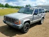 Rezerves daļas,  Jeep Cherokee, Foto