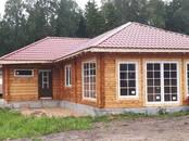 Būvdarbi,  Būvdarbi, projekti Guļbūves, cena 70 €/m2, Foto