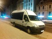 Перевозка грузов и людей,  Пассажирские перевозки Автобусы, цена 110 €, Фото