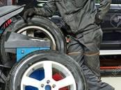 Remonts un rezerves daļas Riepu montāža, riteņu, disku remonts, cena 8 €, Foto