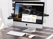 Interneta pakalpojumi Web-dizains un saitu izstrāde, cena 280 €, Foto