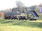Lauksaimniecības tehnika,  Piekabes Universālas piekabes, Foto