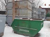 Saimniecības darbi Atkritumu izvešana (konteineros), cena 110 €, Foto