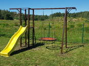 Toys, swings Active and sports games, price 680 €, Photo