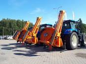 Lauksaimniecības tehnika,  Lopbarības sagatavošanas tehnika Mulčetāji, cena 39 853 €, Foto