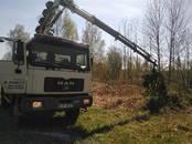 Перевозка грузов и людей Сыпучие грузы, цена 1 €, Фото