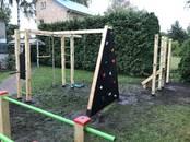 Строительные работы,  Строительные работы, проекты Детские площадки, цена 100 €, Фото