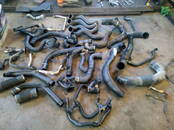 Spare parts and accessories,  Lancia Phedra, Photo