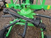 Lauksaimniecības tehnika,  Lopbarības sagatavošanas tehnika Grābekļi, cena 3 150 €, Foto