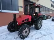 Agricultural machinery,  Tractors Tractors wheeled, Photo