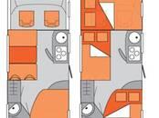 Transporta noma Auto kempingi, cena 560 €, Foto