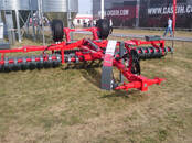 Lauksaimniecības tehnika,  Augsnes apstrādes tehnika Veltņi, cena 11 690 €, Foto