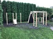 Строительные работы,  Строительные работы, проекты Детские площадки, цена 200 €, Фото