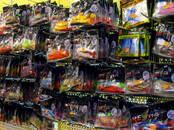 Medības, zveja,  Makšķeres un piederumi Mānekļi, ēsmas, cena 0.60 €, Foto