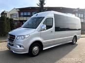 Перевозка грузов и людей,  Пассажирские перевозки Автобусы, цена 100 €, Фото