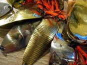 Medības, zveja,  Makšķeres un piederumi Mānekļi, ēsmas, cena 8.50 €, Foto