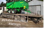 Сельхозтехника,  Прицепы Самосвальные прицепы, цена 10 790 €, Фото